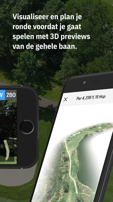 Screenshot for Golfshot Plus: Golf GPS in Netherlands App Store