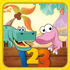 Activities of Dino Math Counting 123 Numbers