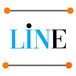 Line - 1 stroke puzzle game!