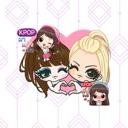 KPop Lover Stickers
