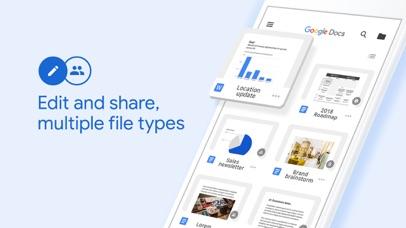 Screenshot for Google Docs: Sync, Edit, Share in Australia App Store