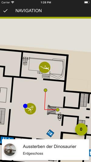 Senckenberg Naturmuseum Screenshot