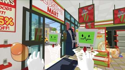 Slush'E'Mart - Job Simulator screenshot 3