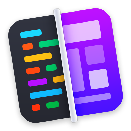Hep – HTML Editor для Mac