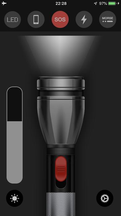 Flashlight ϟ Screenshot