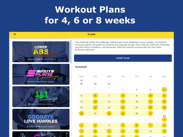 Abs Workout - Daily Fitness on the App Store