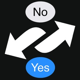 NO YES Reverse Stickers