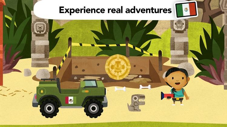 Fiete World - game for kids 4+ screenshot-7