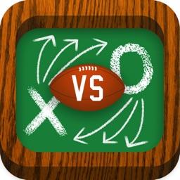 X vs O Football