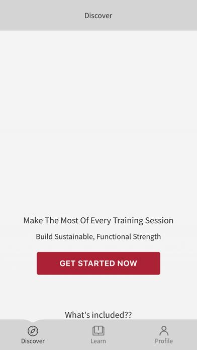 FKT Exercise & Nutrition screenshot 2