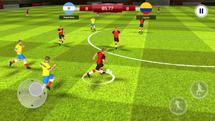 World Soccer League Stars screenshot-4
