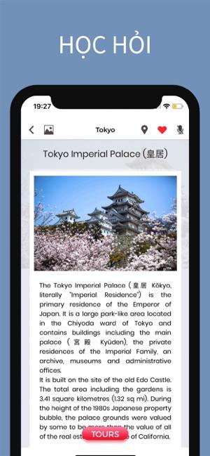 Tokyo hướng dẫn du lịch