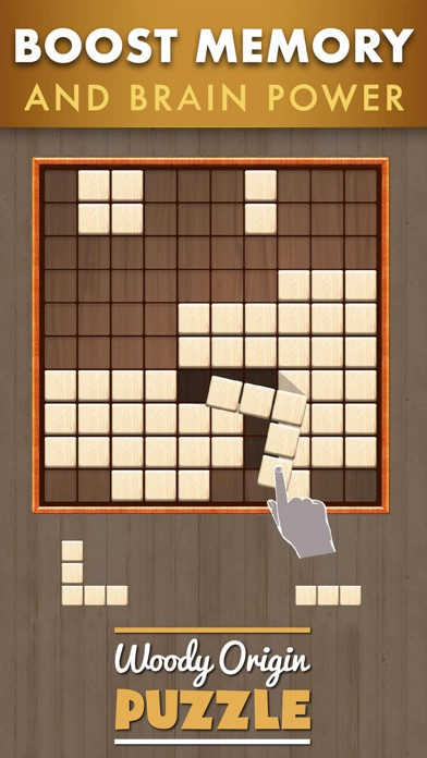 Block Puzzle Woody Origin for windows pc
