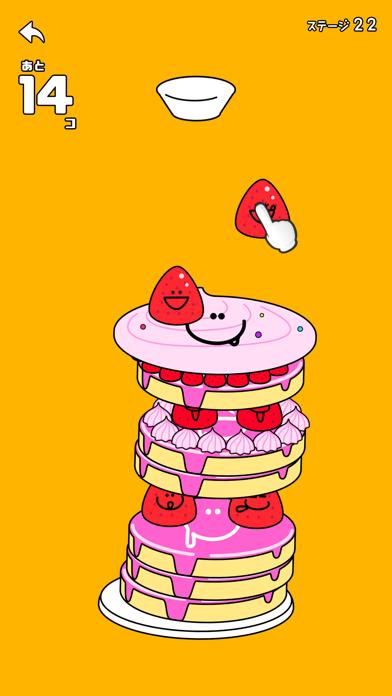 パンケーキタワー デコレーションのおすすめ画像5