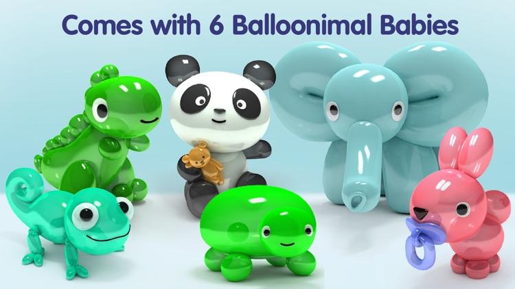 Balloonimal Babies screenshot-0