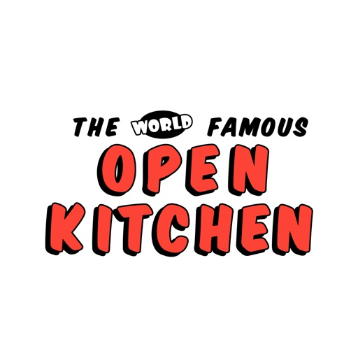 The World Famous Open Kitchen icon