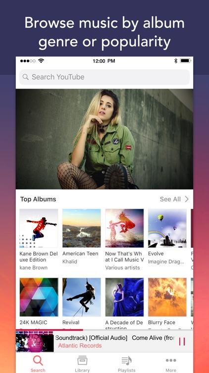 Mu - Online Music Video Player