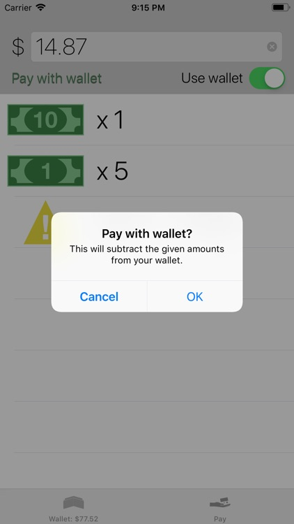 Wallet Helper screenshot-3