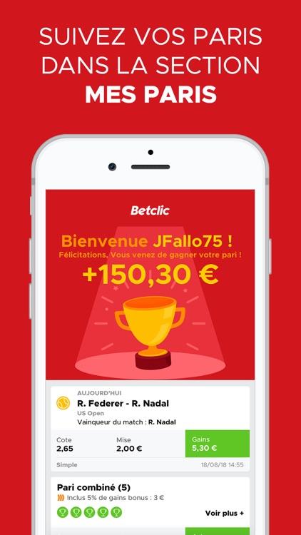 Betclic Paris Sportifs screenshot-4