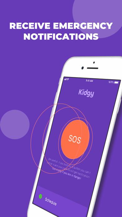 Find my Friends Phone — Kidgy Screenshot