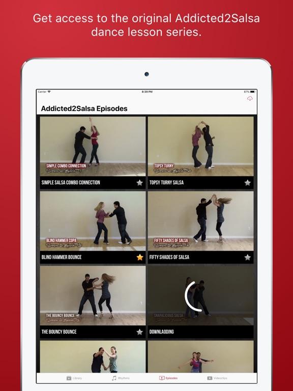 Pocket Salsa screenshot