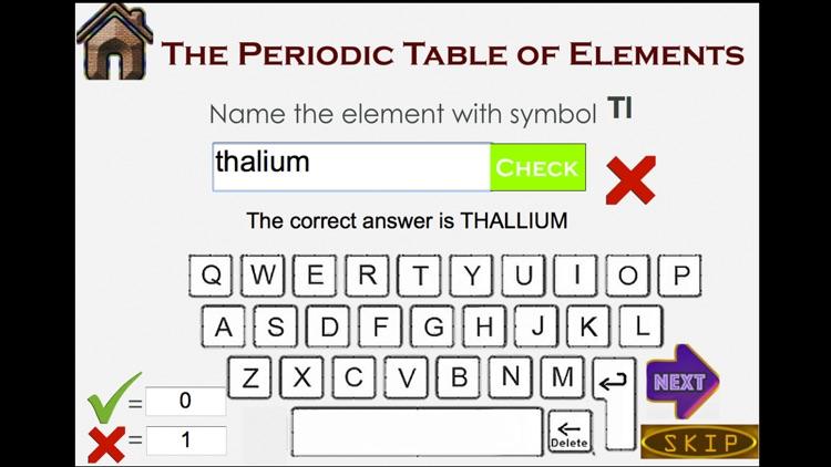 Learn Periodic Table Pro screenshot-5
