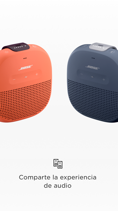 Screenshot for Bose Connect in Chile App Store