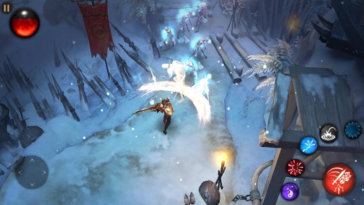 Blade Bound: Immortal Darkness screenshot-6