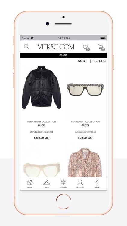 VITKAC - Luxury Shopping screenshot-3