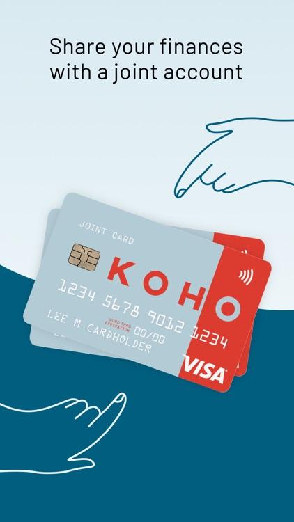 KOHO: Personal Finance screenshot-5