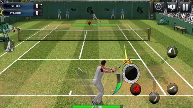Ultimate Tennis screenshot-4