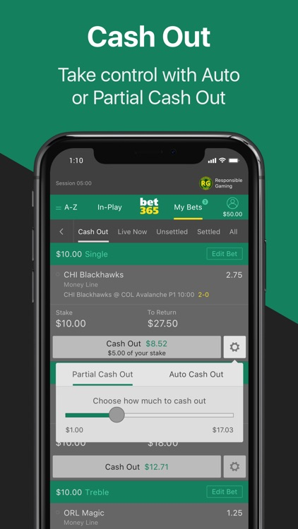 bet365 - Sportsbook screenshot-3