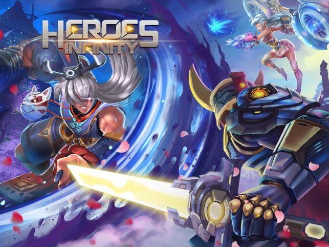 Heroes Infinity - Blade & Soul on the App Store