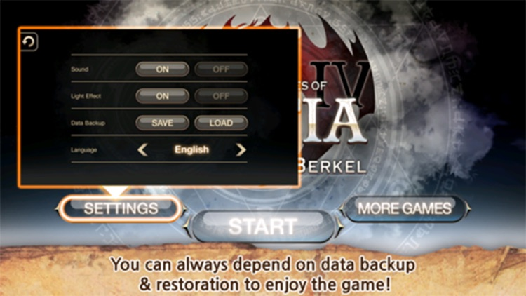 Inotia 4 screenshot-4