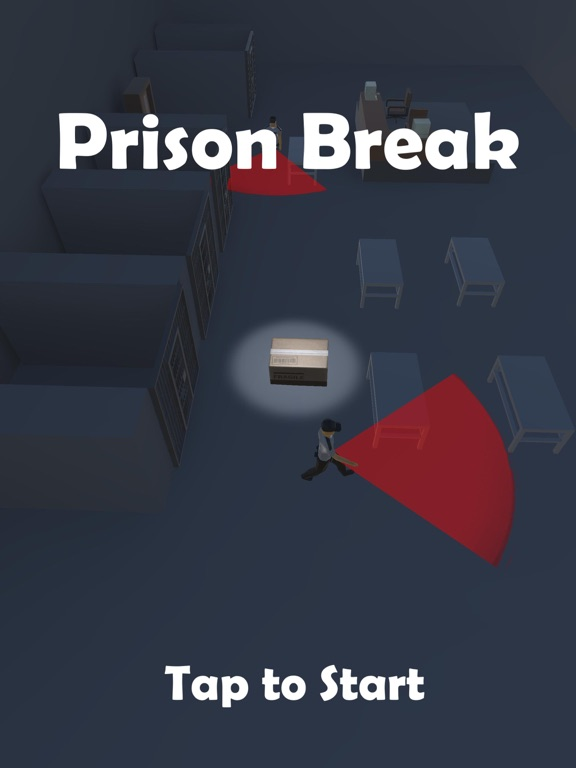 iPad Image of Goodbye Jail