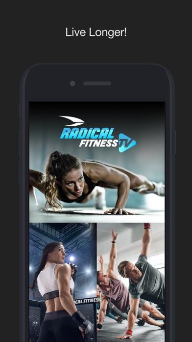 Radical Fitness TVのおすすめ画像1