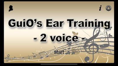 GuiO's Ear Training - 2 voice