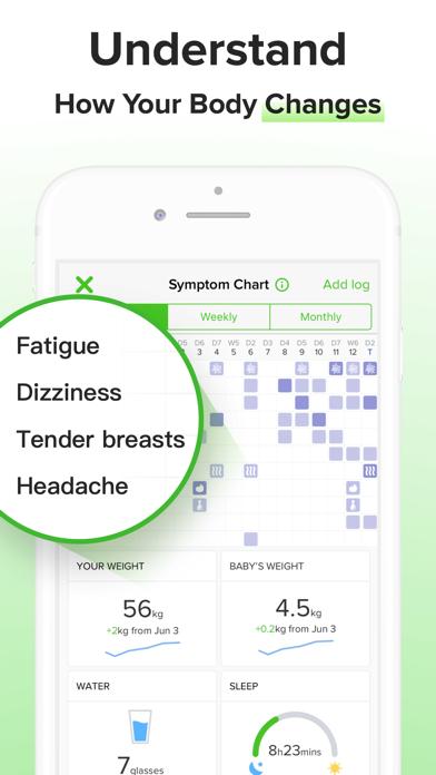 Pregnancy + Baby App: Nurture Screenshot