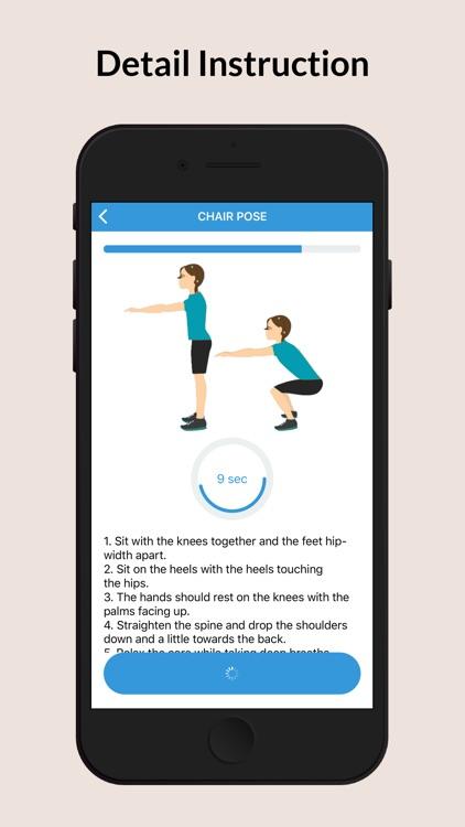 7 Minute Workout Morning Kids screenshot-3