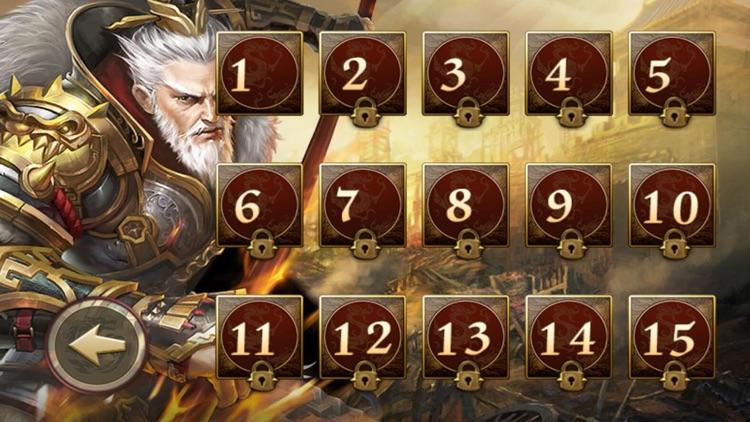 三国争霸-攻城略地 screenshot-6
