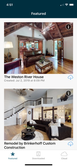 Matterport 3D Showcase on the App Store