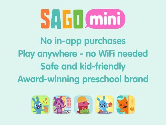 Sago Mini Village screenshot 12