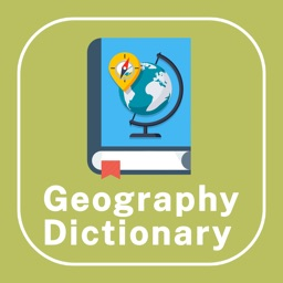Geography Dictionary - Offline