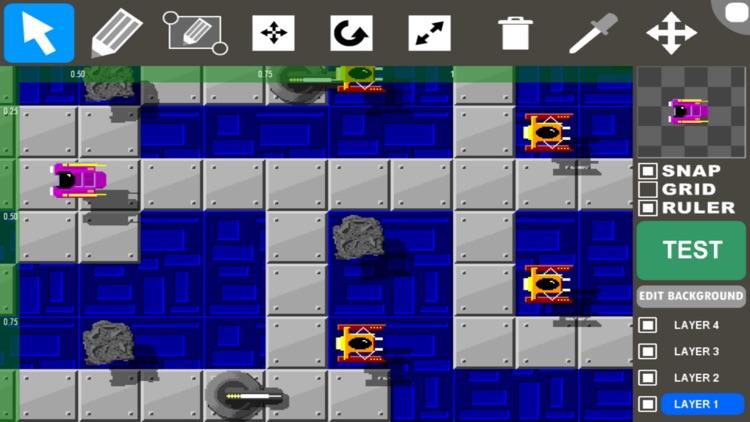 Game Creator 2D screenshot-4