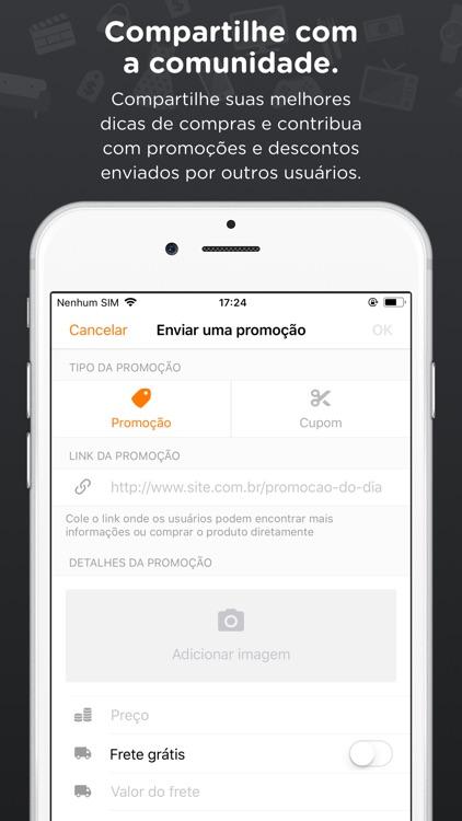 Pelando: Promoções e Cupons screenshot-4