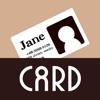 お洒落名刺作成-デコプチカード - iPhoneアプリ