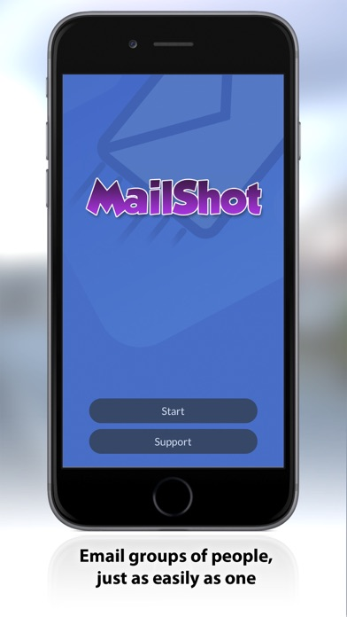 messages.download MailShot- Group Email software