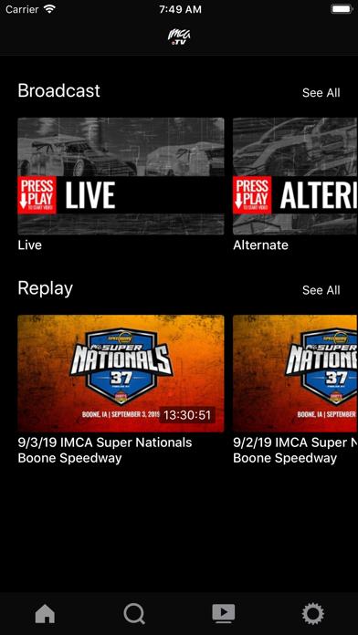 IMCATV Screenshot