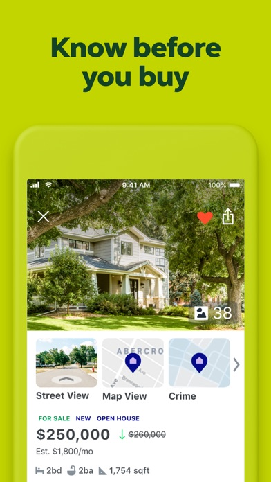 Trulia Real Estate review screenshots