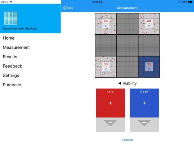 Hemocytometer Sidekick on the App Store